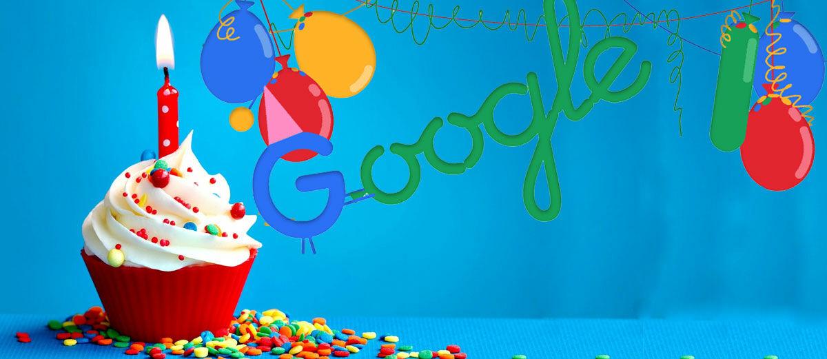 Hari ini Google Ulang Tahun! Ternyata, Ada Kisah Lucu di Baliknya
