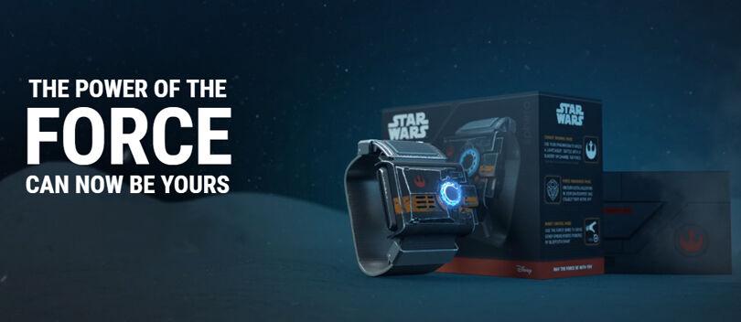 Wow! Sekarang Kamu Bisa Jadi Jedi Dengan Star Wars Force Band