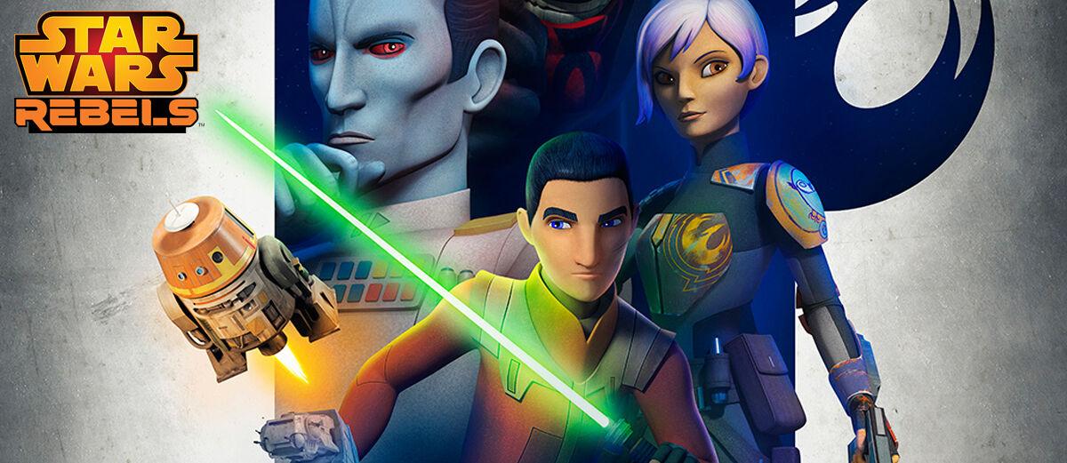 Star Wars Rebels Season 3 is Back!
