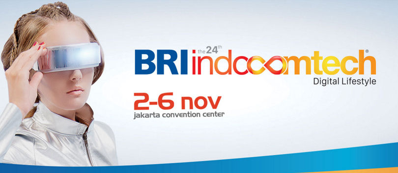 BRI Indocomtech, Bukti Dukungan BRI pada Event Teknologi Tahunan Terbesar di Indonesia