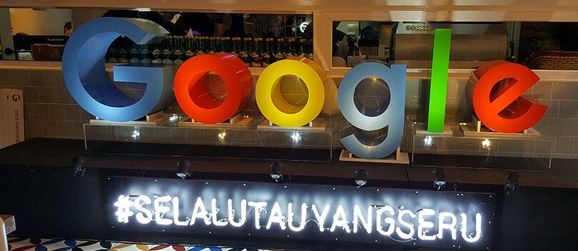 Jelajah Tempat Seru di Yogyakarta dengan Google App