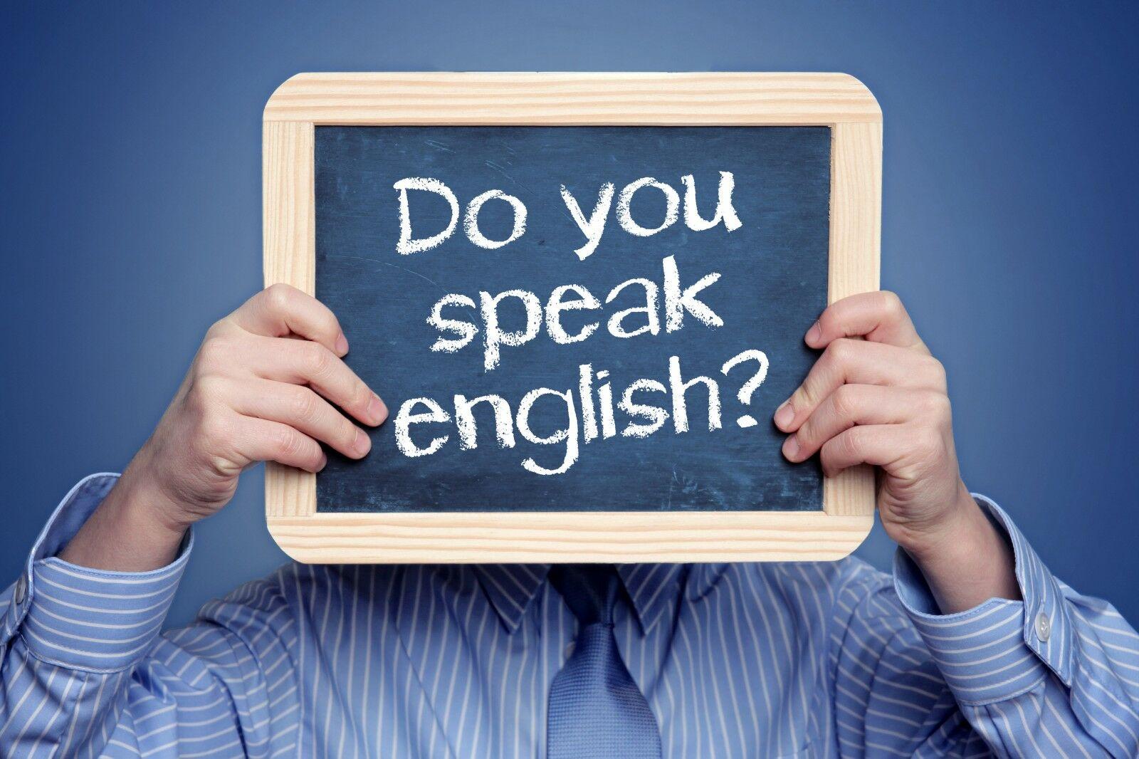 Waduh! Kemampuan Bahasa Inggris Orang Indonesia Kalah dari Negara Tetangga?