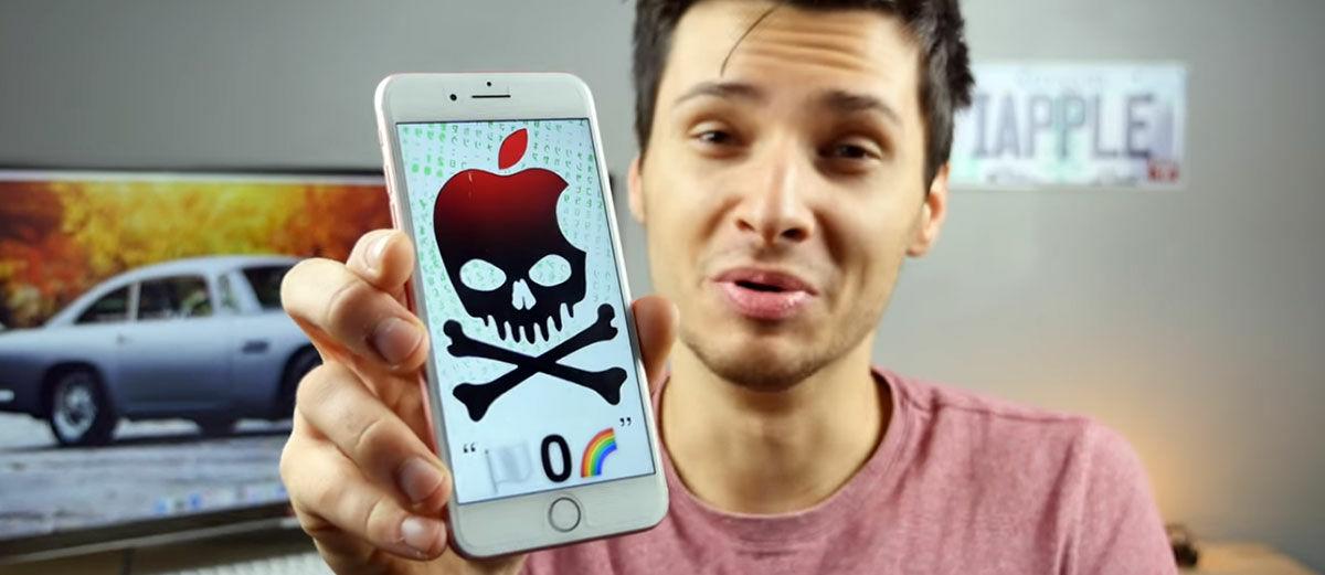Gara-gara Pesan Ini, Semua iPhone Jadi Mati Mendadak! Kok Bisa?