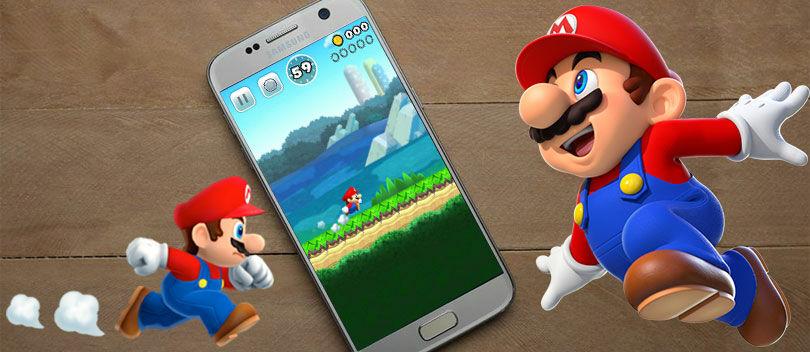Terungkap! Ini Waktu Peluncuran Super Mario Run di Android