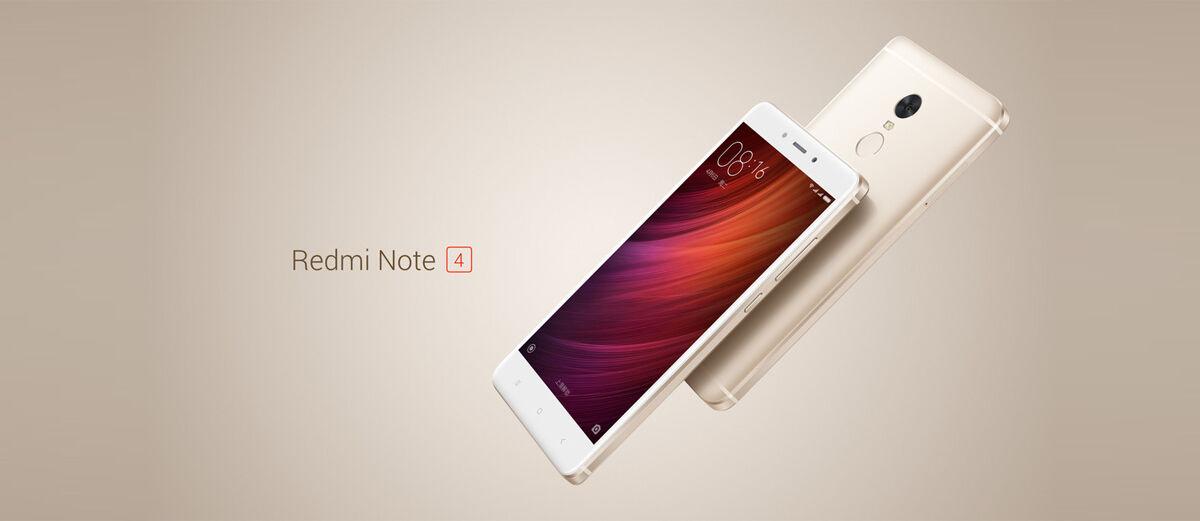 Punya RAM 4GB, Xiaomi Redmi Note 4 Dibanderol 2 Jutaan