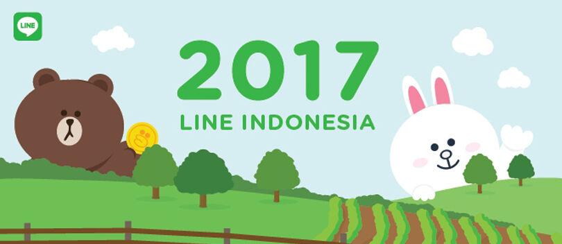 Dobrak 2017, LINE Targetkan Jadi Smart Portal No. 1