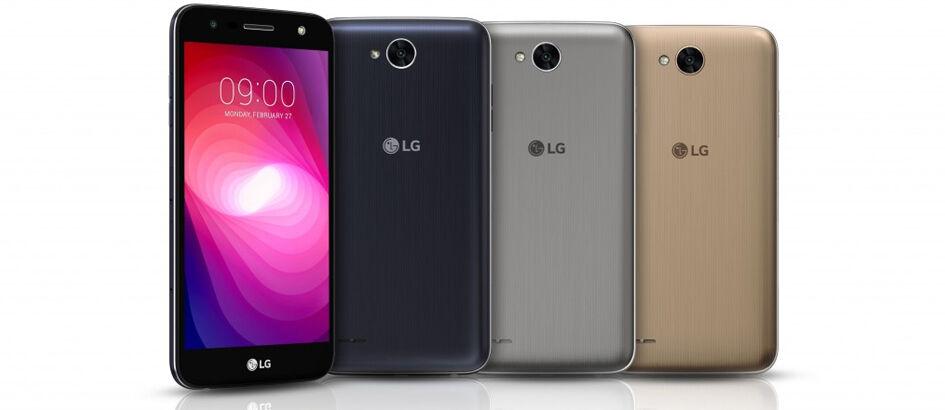 LG X Power 2, Smartphone Terbaru LG dengan Baterai Tahan Hingga 3 Hari