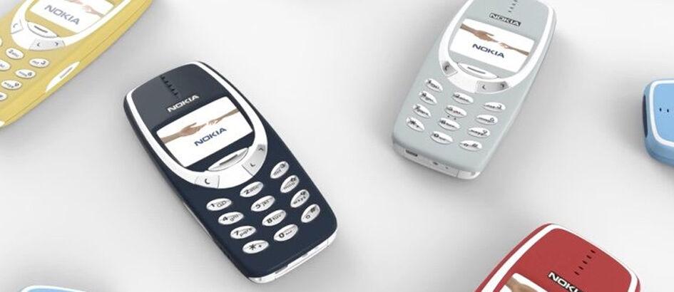 Lebih Keren, Nokia 3310 Terbaru Bakal Hadir Penuh Warna!