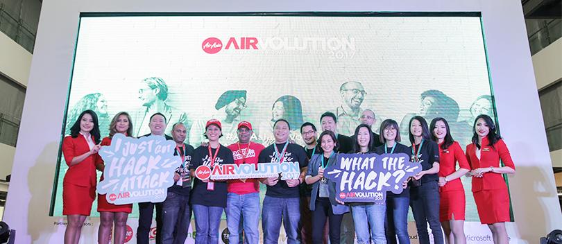 AirAsia Airvolution 2017: Ajang Bagi-Bagi Tiket Traveling GRATIS!