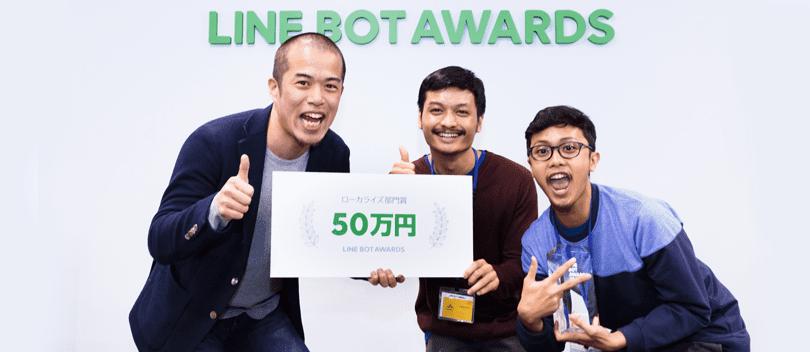 Bikin Bangga! Karya Anak Bangsa Raih Penghargaan LINE BOT AWARDS di Jepang