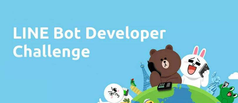 Dapet Duit Ratusan Juta, Para Developer Ini Sukses Menang LINE Developer Challenge 2017