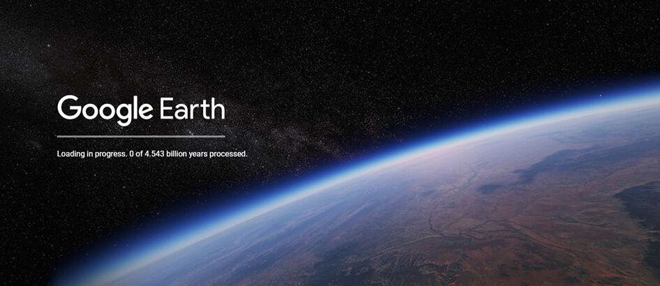 Wow! Tampilan Google Earth Terbaru Tampak Lebih Nyata
