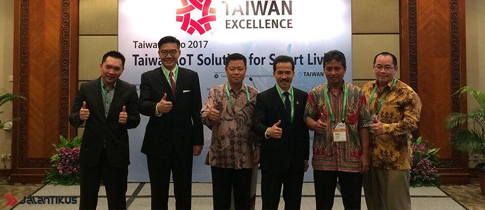 Mau Tahu Perkembangan Teknologi? Datang ke Taiwan Expo 2017 Yuk!