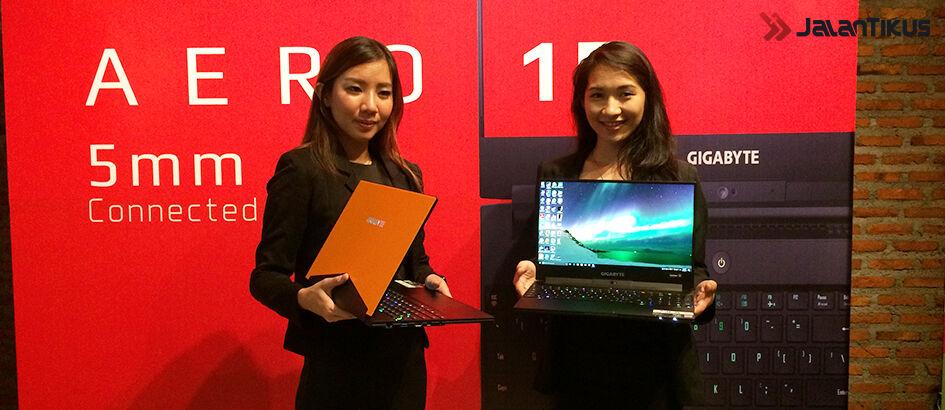 Gigabyte Aero 15, Laptop Gaming yang Punya Desain Eksekutif!