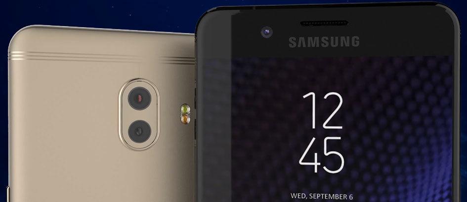 Samsung Galaxy C10, Smartphone Dual Kamera Pertama Samsung!