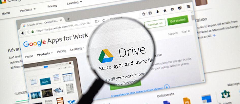 Makin Canggih! Google Drive Sekarang Bisa Backup Seluruh Data Komputer