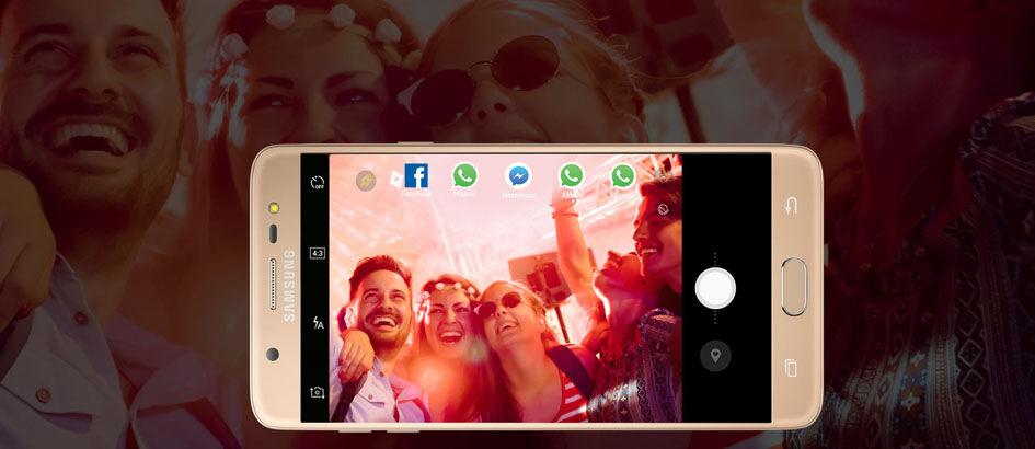 Jadi yang Pertama, Galaxy J7 Max dan J7 Pro Hadir dengan Social Camera