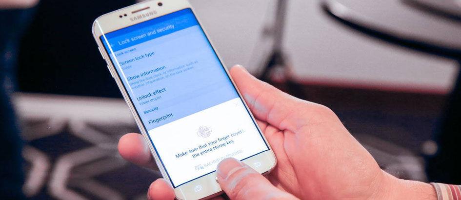 TERUNGKAP! Ini Kendala Sesungguhnya Fingerprint Scanner di Smartphone Samsung