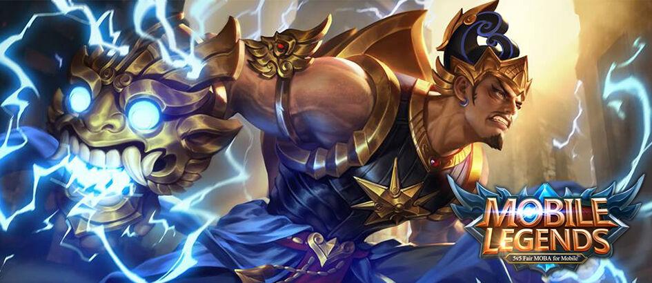 Resmi! Hero Asal Indonesia 'Gatot Kaca' Hadir di Mobile Legends