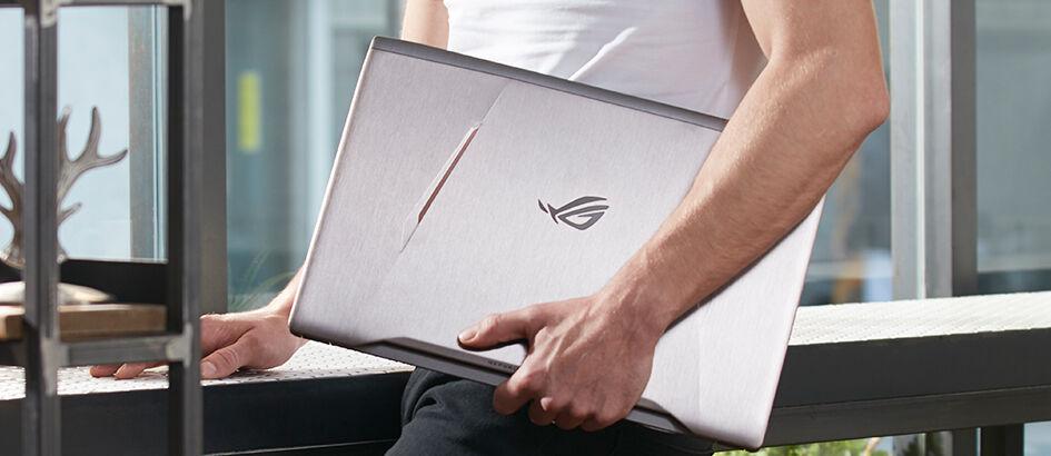 ASUS ROG STRIX GL502VM, Laptop Spek Dewa Harga Mahasiswa