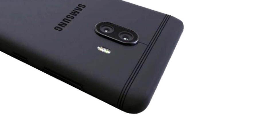 Terungkap! Ini Penampakan Dual Camera Samsung Galaxy C10