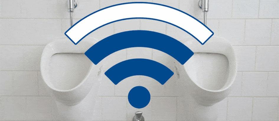 Gak Baca TOS, 22.000 Orang Ini Setuju Bersihkan Toilet Demi WiFi Gratis