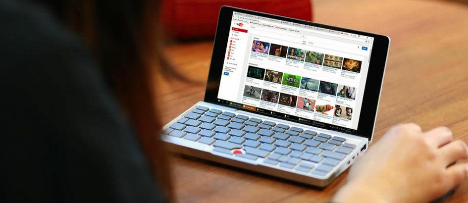 Laptop Terkecil di Dunia yang Bisa Masuk Celana Mulai Dijual!