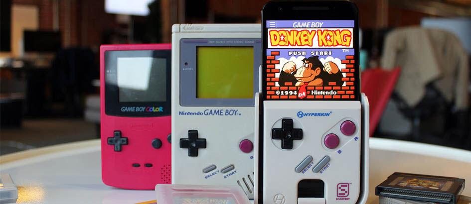 Smartphone Disulap Jadi Game Boy? Bisa Pakai Alat Ini
