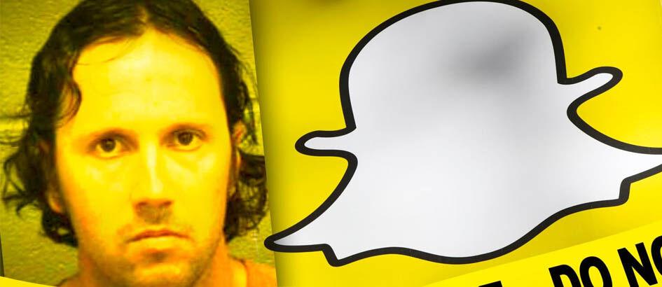 Perkosa Cucu di Snapchat, Kakek Ini Dicyduk Polisi! Kok Bisa?