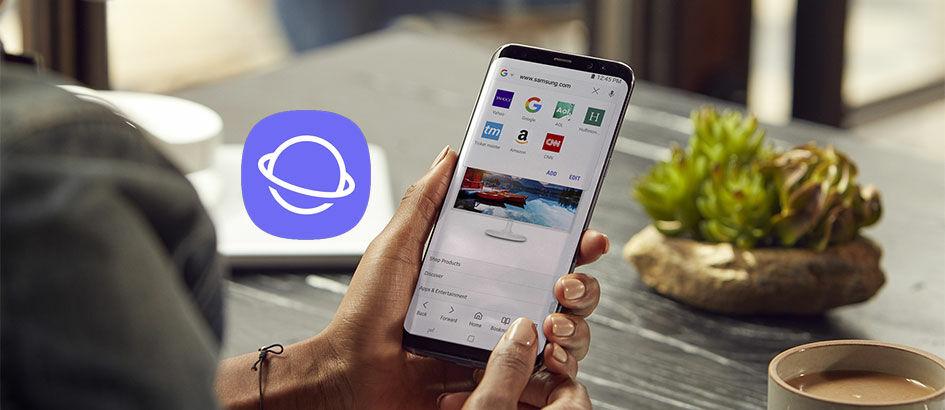 Browser Samsung Galaxy S8 Bisa di-Download Untuk Semua HP Android Lho!