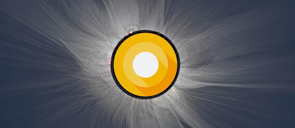 Keren! Nama Resmi Android O Rilis Bareng Gerhana Matahari