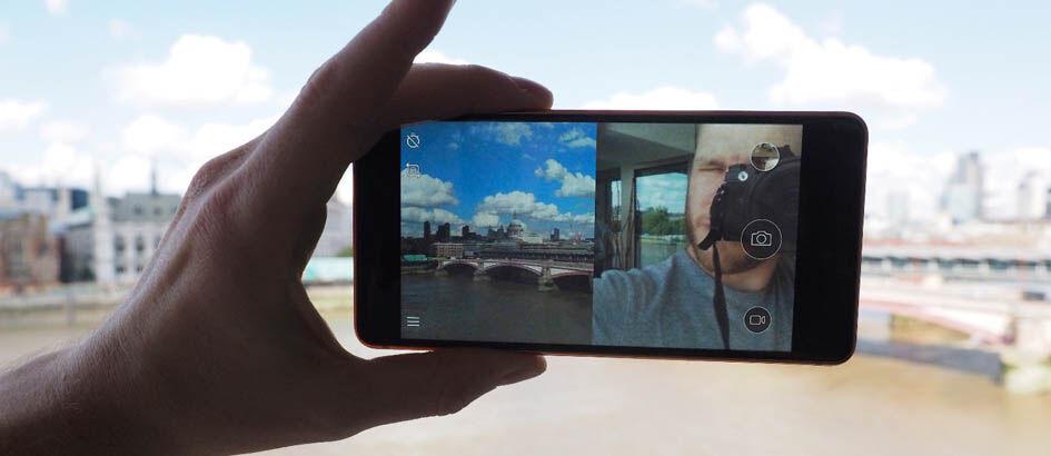 Lupakan Selfie, Nokia Ajak Milenial untuk 'Bothie' dengan Flagship Terbarunya