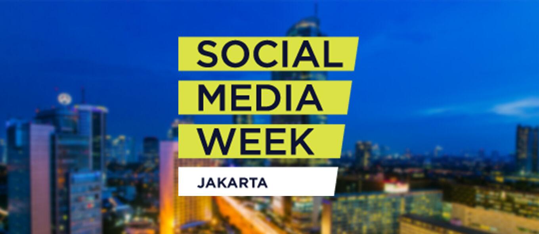 Petjah Abis! Puluhan Ribu Generasi Muda Sukses Ramaikan Social Media Week Jakarta 2017