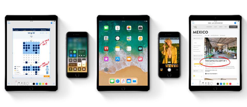 Resmi Dirilis, Ini Daftar Perangkat Apple yang Diberikan Update iOS 11