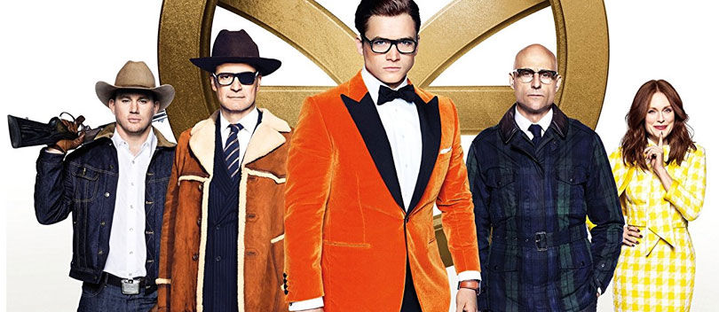 Review Kingsman 2, The Golden Circle: Protokol Kiamat a la Kingsman