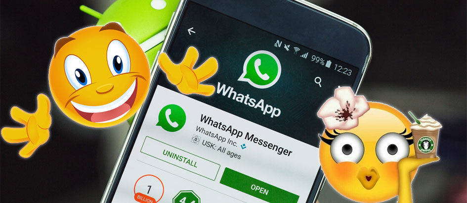 WhatsApp Punya Emoji Unik Sendiri, Beda dari Apple!