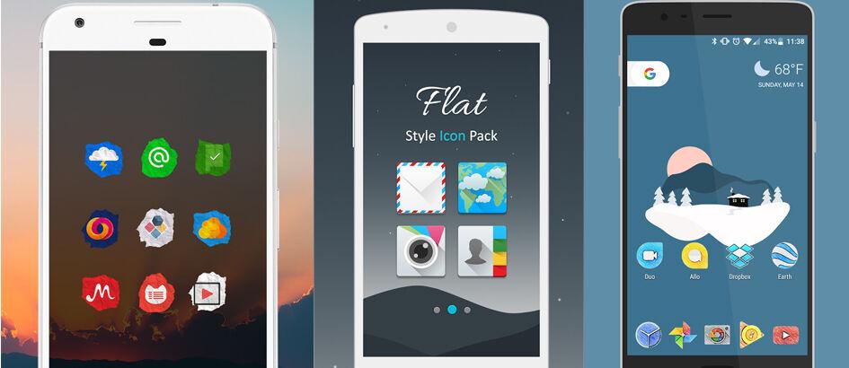 Hanya Hari Ini! Download 10 Icon Pack Premium Secara Gratis