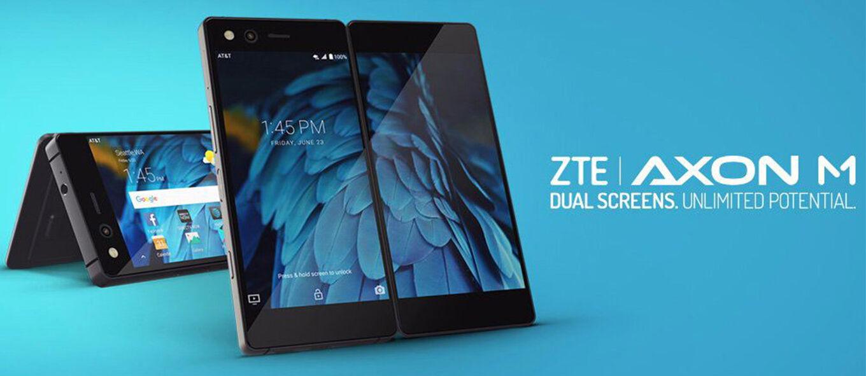RESMI! Inilah Smartphone Android Unik dengan Dua Layar Bisa Dilipat