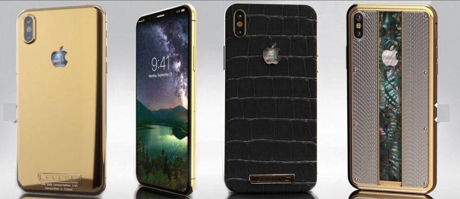 iPhone X Berlapis Berlian 'Cuma' Seharga 40 Jutaan! Berminat?