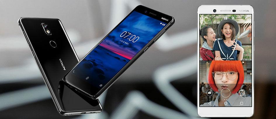 RESMI! Nokia 7 dengan Bodi Kaca dan Tahan Cipratan Air, Harganya...