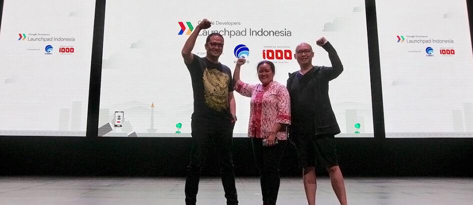 Dukung Indonesia! Google Bantu Gerakan Nasional 1000 Startup Digital
