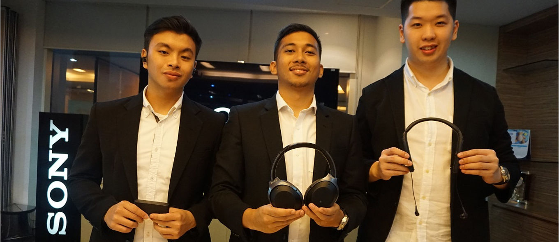 Seri Headphone Bluetooth Terbaru Sony Bikin Dengar Musik Makin Menyenangkan