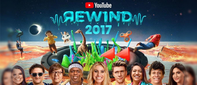 YouTube Rewind 2017: Ini Video Terpopuler Dalam Negeri Sepanjang Tahun 2017