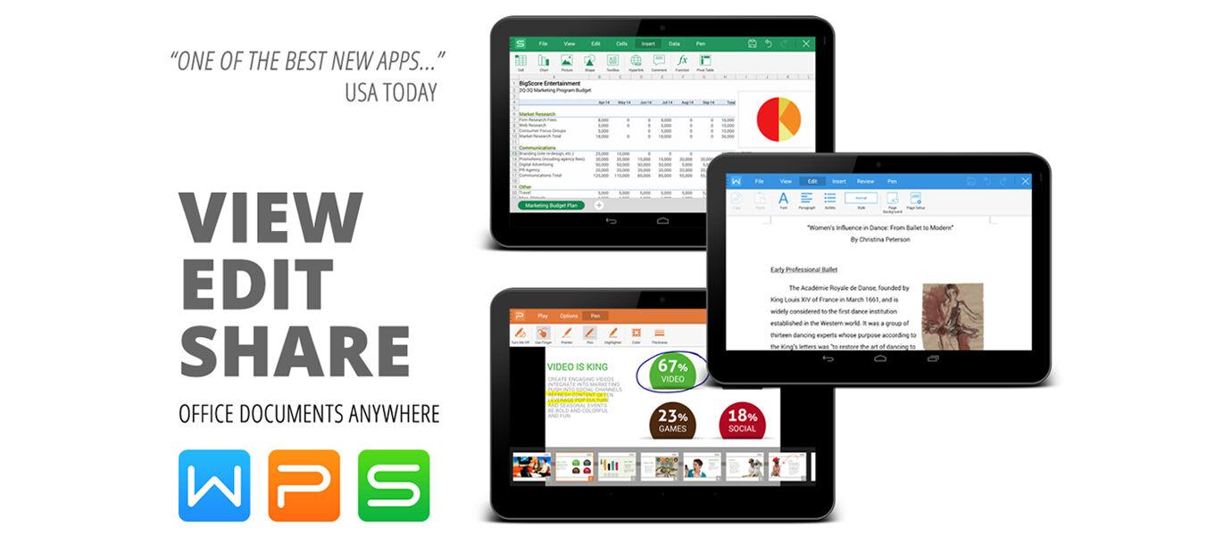 Cara Membuka File PDF, PowerPoint, Excel dan Word di HP Android