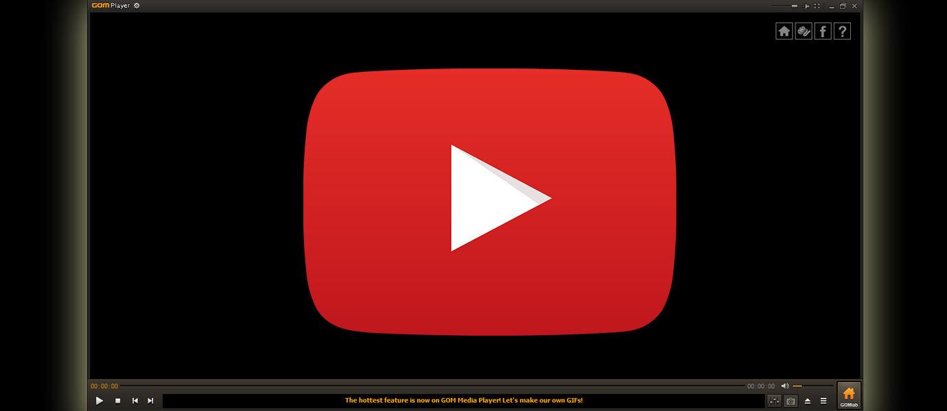 Cara Memutar Video YouTube Langsung di GOM Media Player