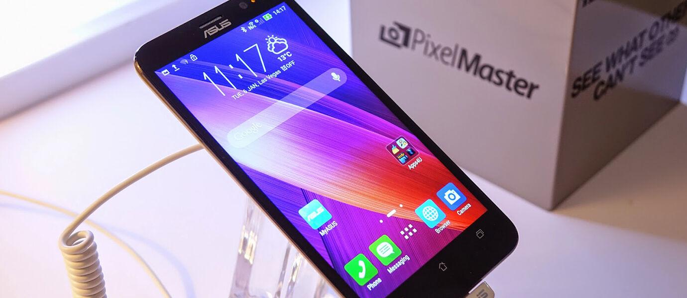 Cara Cek Kualitas HP ASUS Zenfone Tanpa Aplikasi Apa Pun