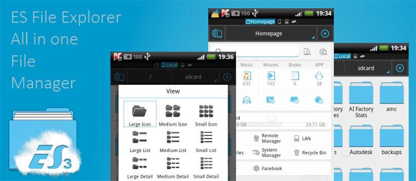 Inilah Aplikasi File Manager Terbaik untuk HP Android