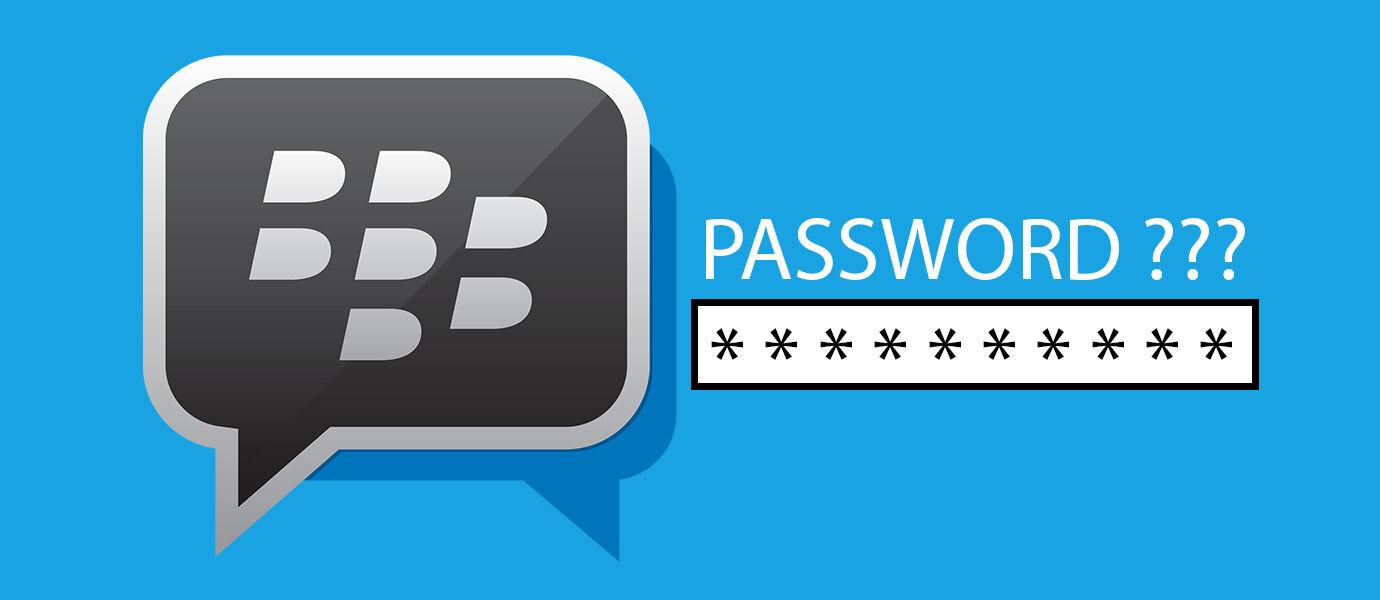 Kamu Lupa Password BBM di Android? Ini Dia Solusinya