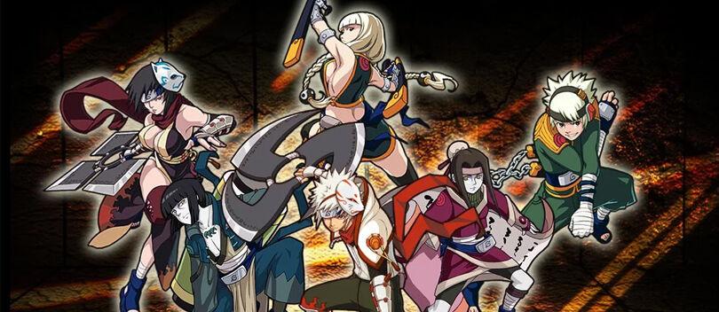 5 Game Bertema Ninja (Naruto) di Android 2016