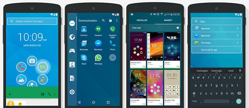 11 Aplikasi Launcher Terbaik, Paling Ringan, dan Hemat Baterai di Android